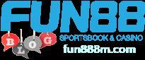 Fun88 Mobile เดิมพันกีฬา คาสิโนออนไลน์ ฟรีเงินเครดิต 300 บาท Logo